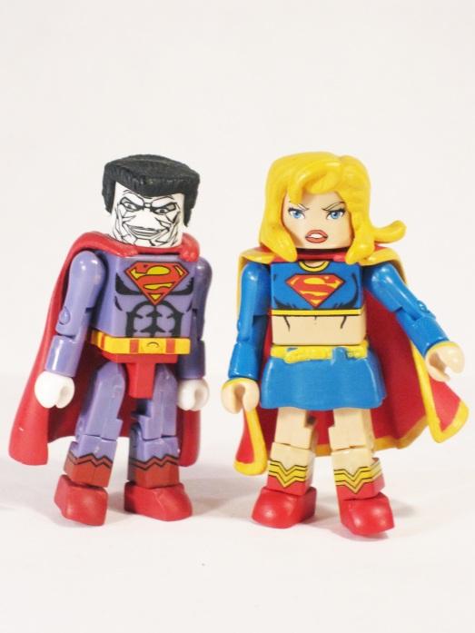 Bizarro&Supergirl