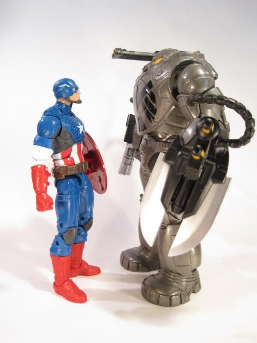 Cap&Mandroid