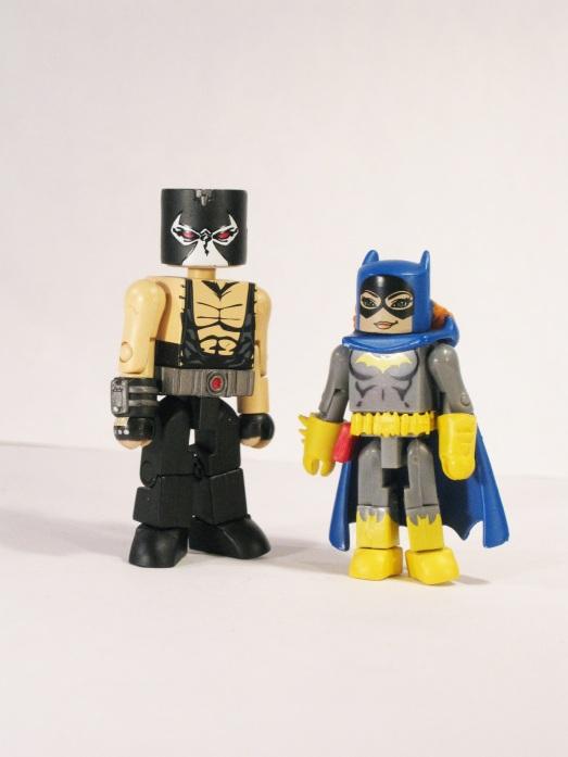 Bane&Batgirl
