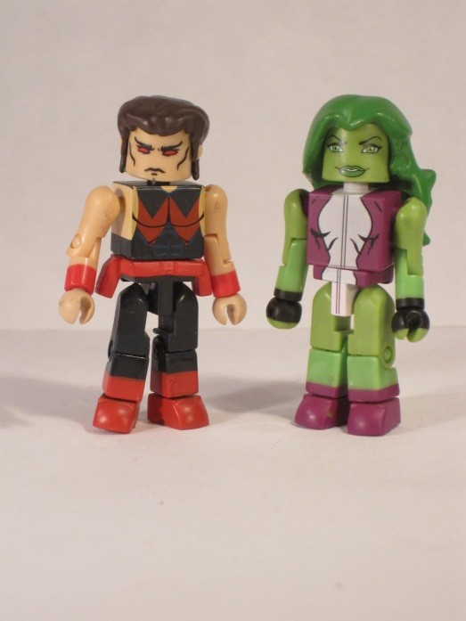 WonderMan&SheHulk
