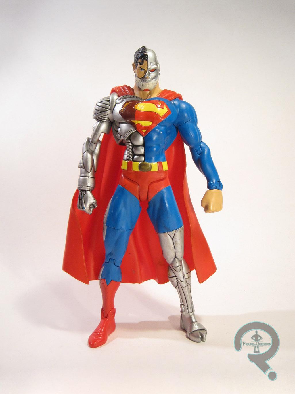 DC Direct DCD Comic Super Hero Trinity Superman Loose Action Figure