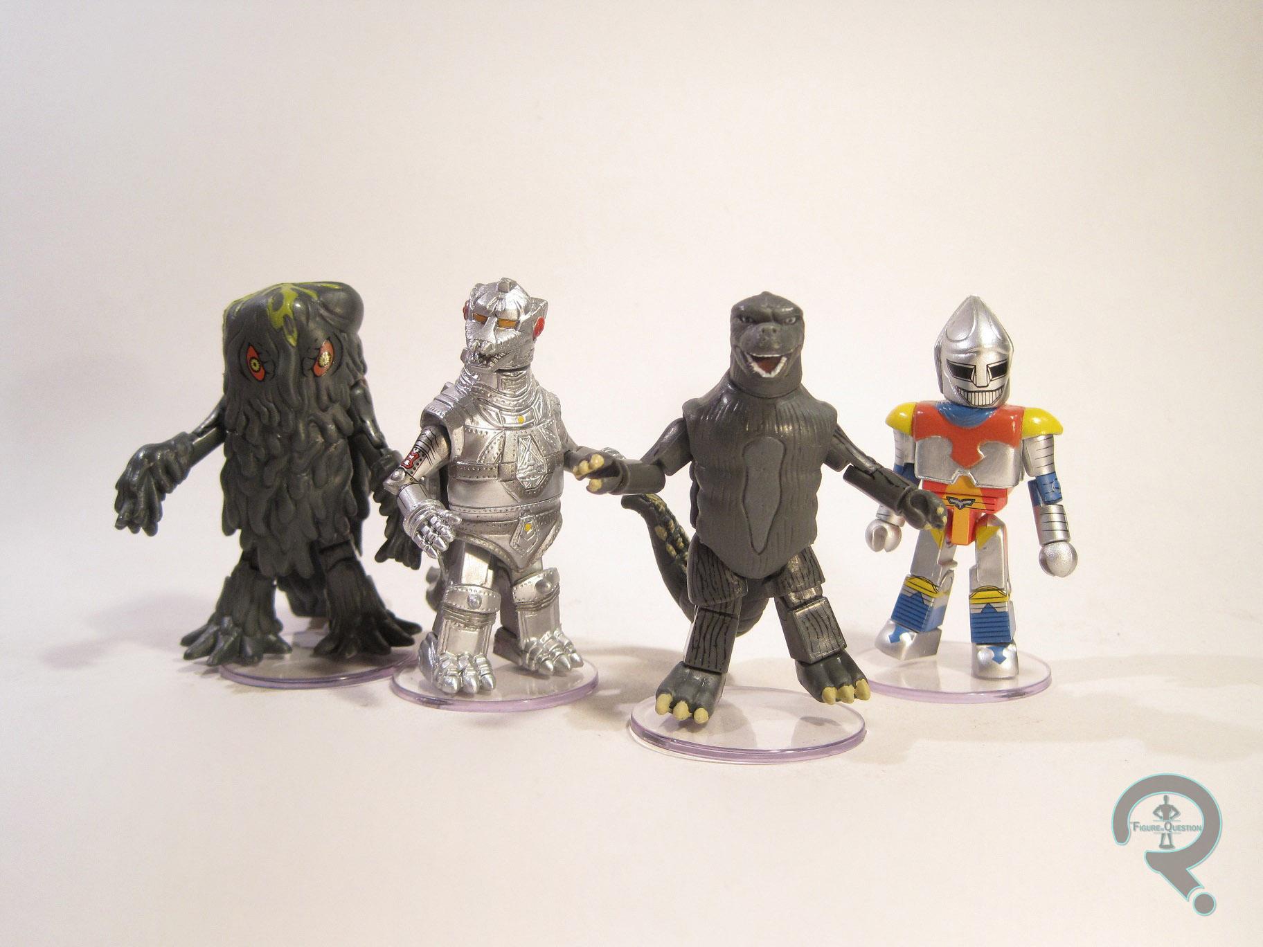 Terminator 2 T2 Minimates Army Dump Battle Damaged Endoskeleton