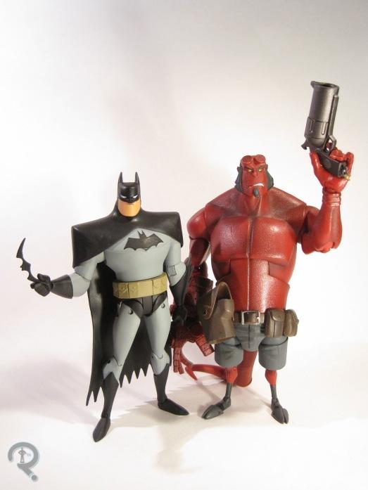 Hellboy&BatmanAnimated