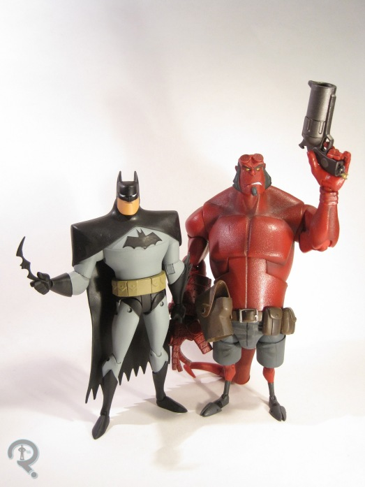 Hellboy&BatmanAnimated