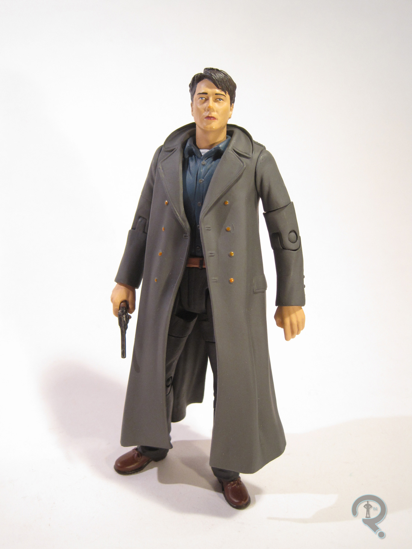 Doctor Who Action Figure Captain Jack Harkness 5 inch loose