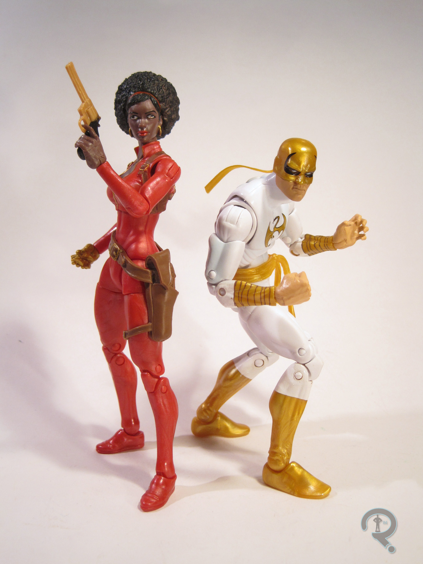 Misty Knight | The Figure In Question