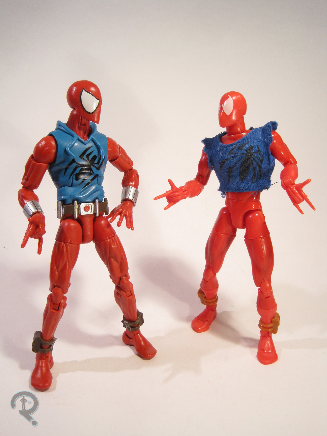 scarlet spider the figure in question