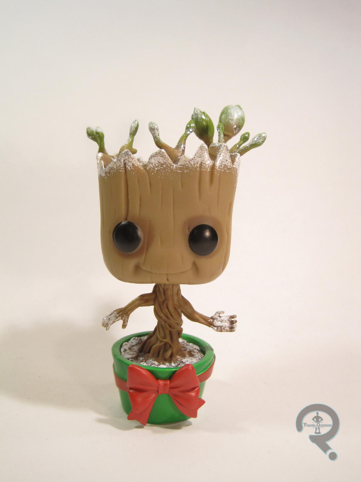 Christmas Groot Funko Pop.0804 Holiday Dancing Groot The Figure In Question