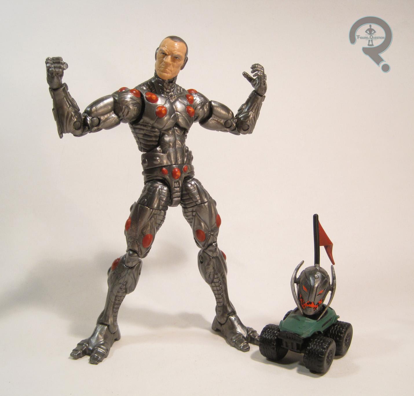 I Marvel Legends Hasbro Absorbing Man BAF Series Jack O/' Lantern Action Figure
