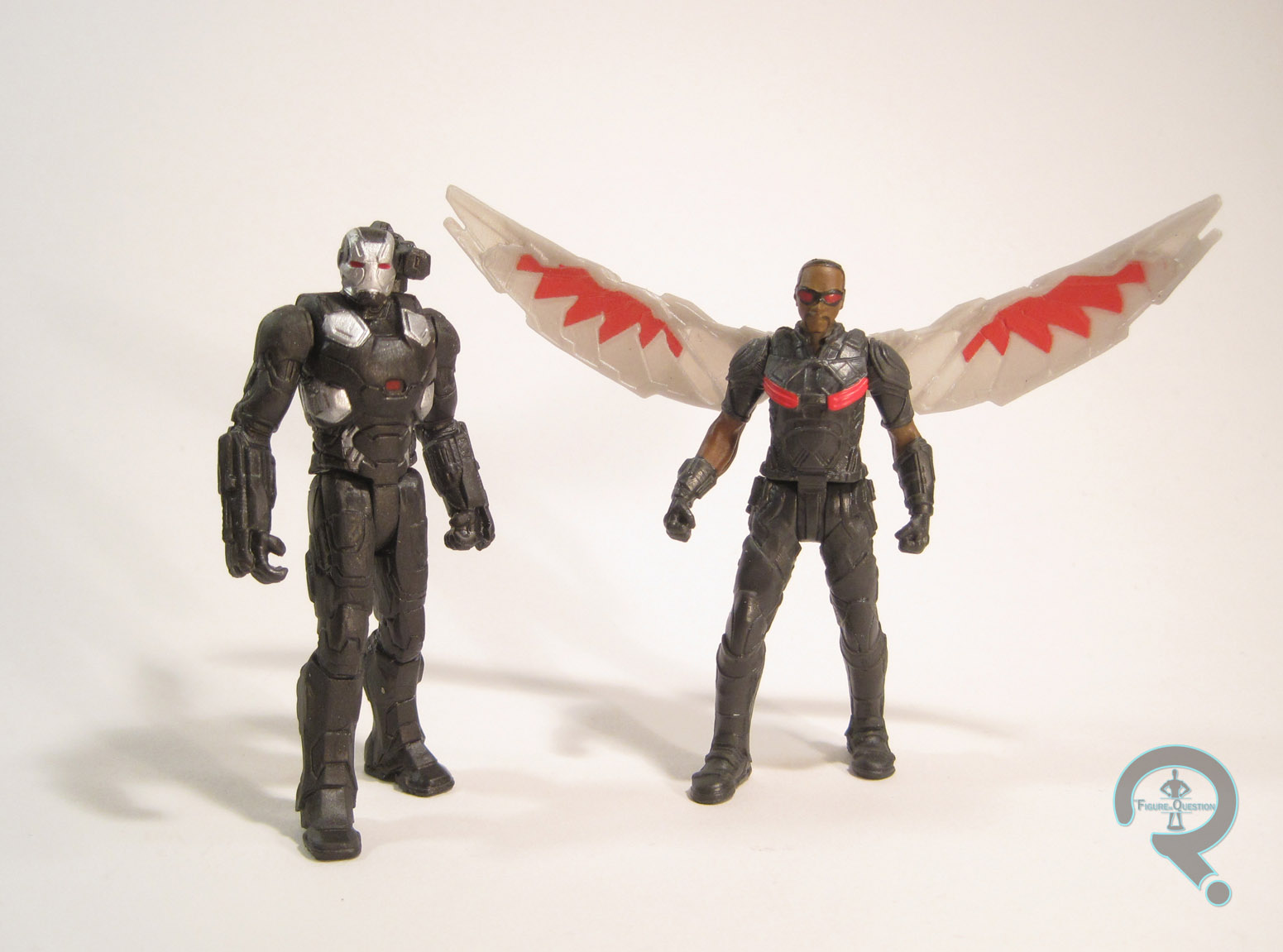 Learn How To Draw Falcon From Captain America Civil War: The Figure In Question