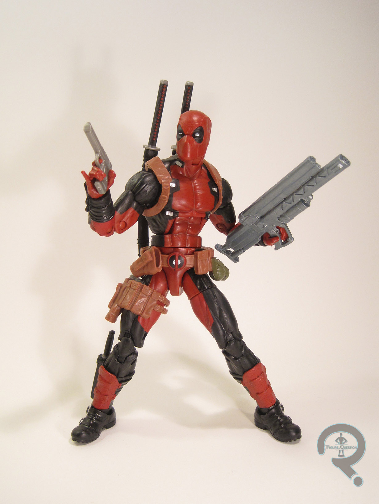 1077 deadpool the figure in question for Deadpool show
