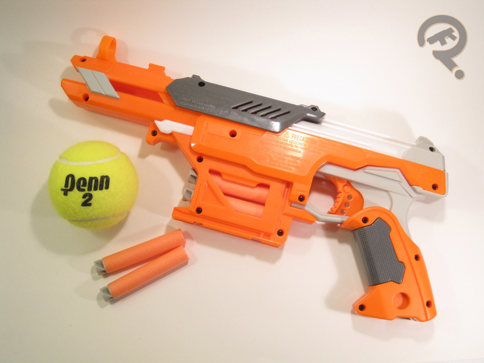 ... Nerf will cook up for the series. If they stick with the same naming  convention, I'm sure we can all look forward to the Eagleshot, Ospreyblast,  ...