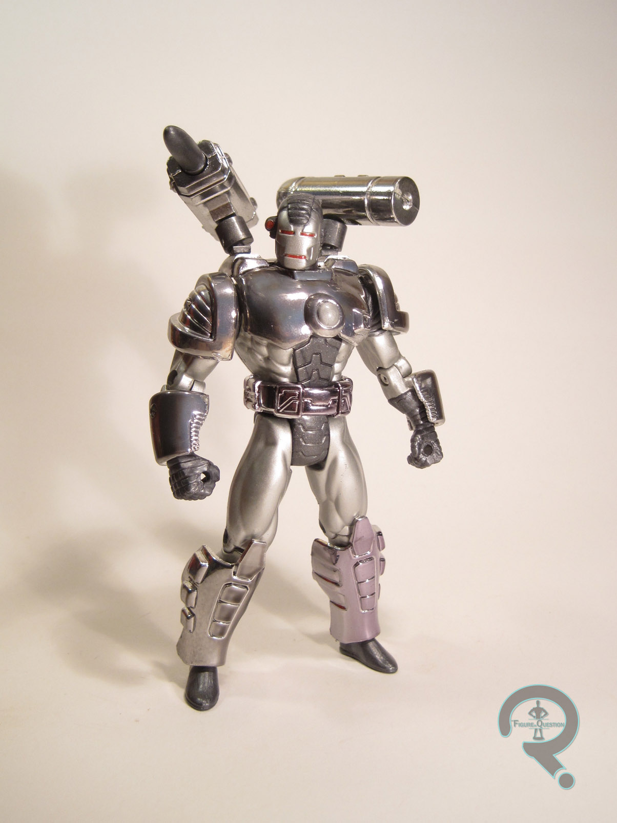War Machine The Figure In Question