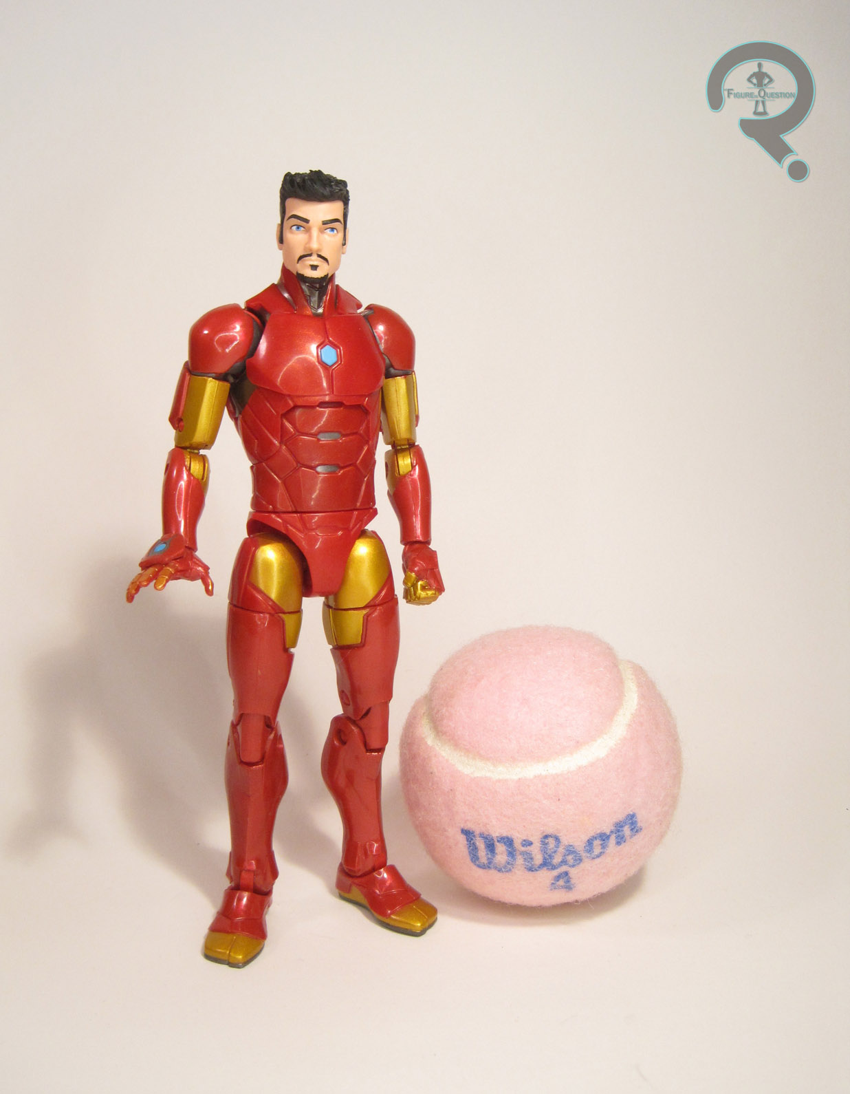 1563: Invincible Iron Man | The Figure In Question