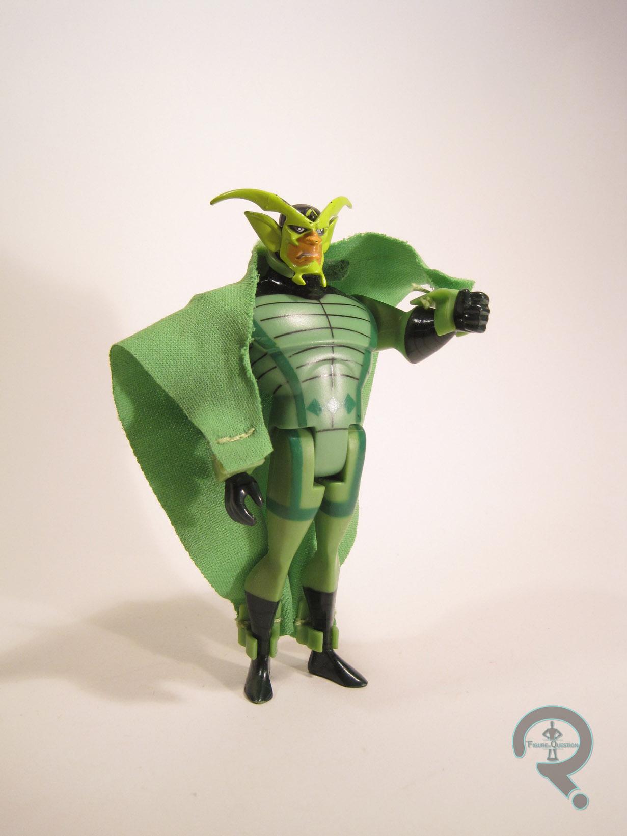 "Darkseid Apokolips 4th World Justice League Unlimited 4/"" Scale Figure Mattel"
