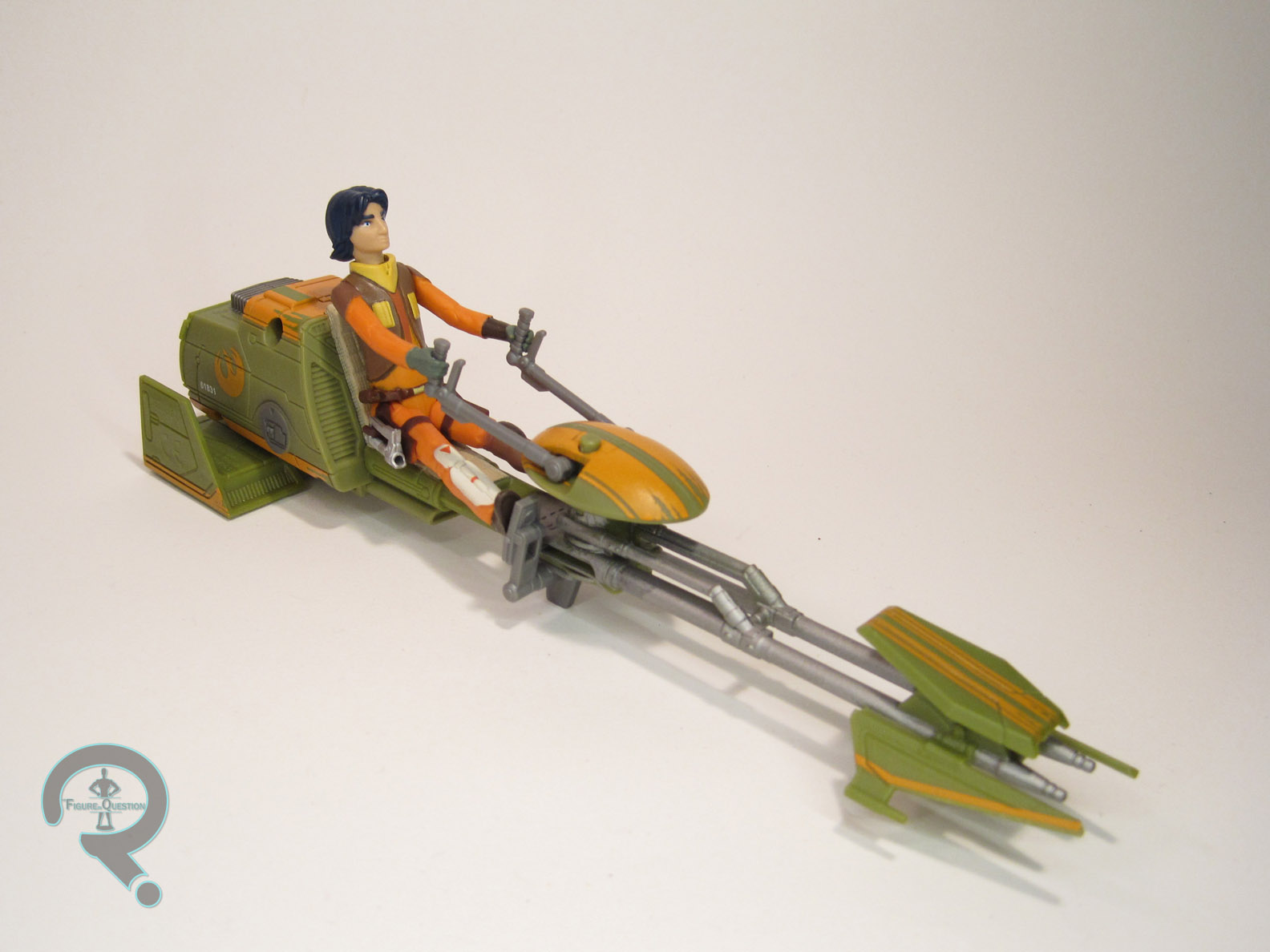 Disney Star Wars Rebels Ezra Bridger/'s SpeederHasbro Toy Hero New in Box Bike