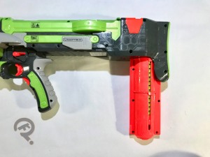 Nerf Reviews | The Figure In Question