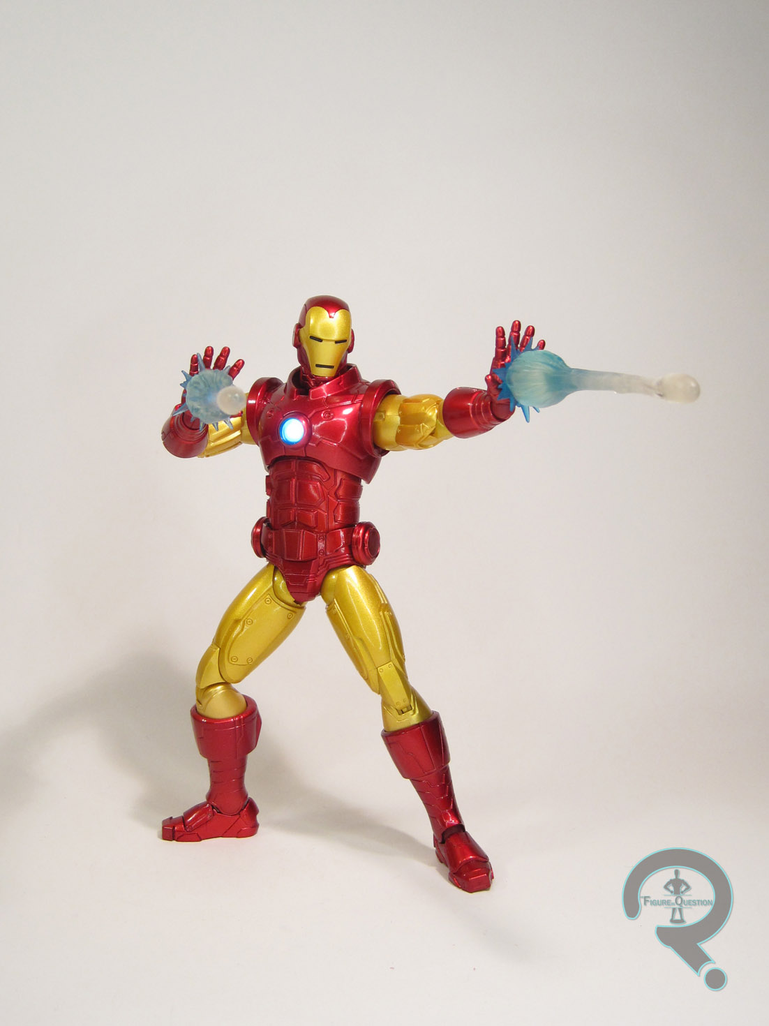 1940: Iron Man | The Figure In Question