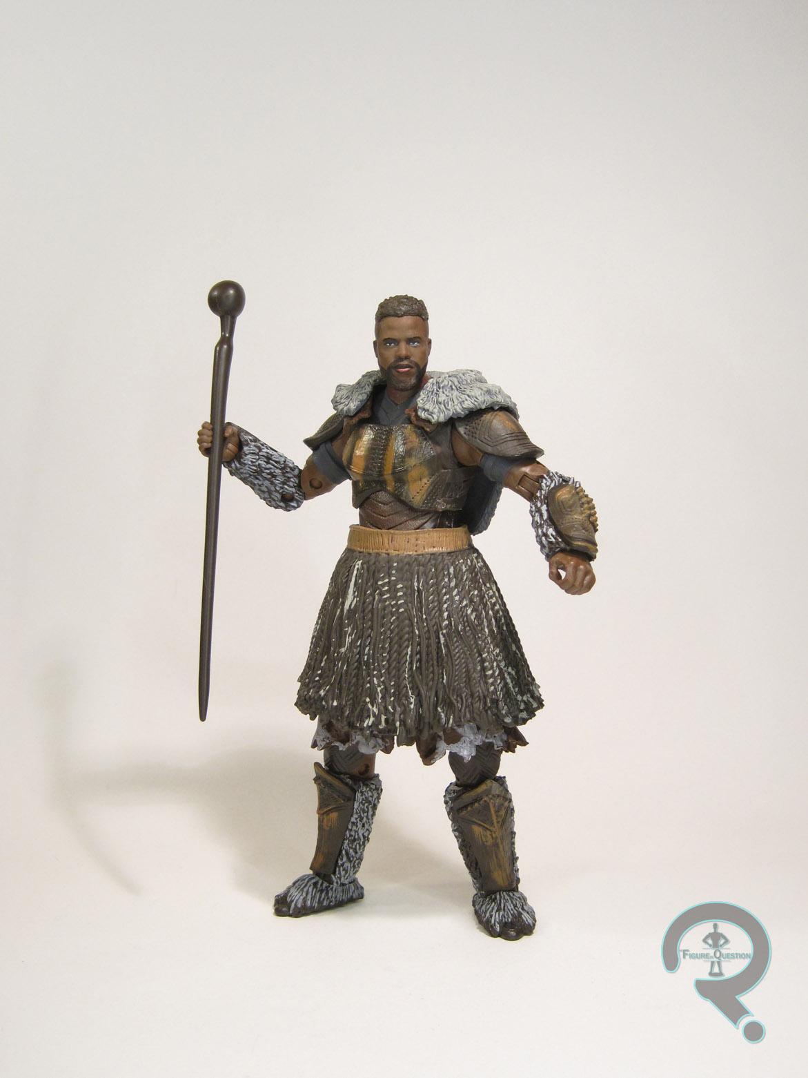 Marvel Legends Black Panther M'Baku MBAKU BAF 100/% Complete Build a Figure