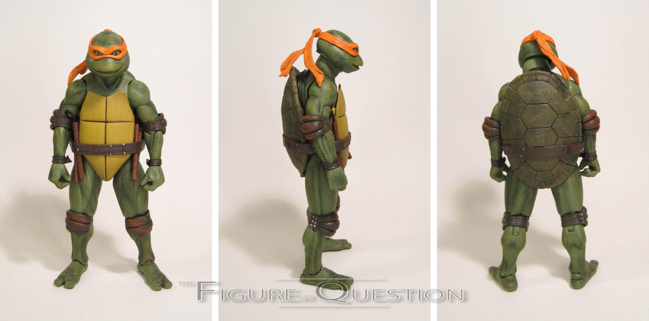 Teenage Mutant Ninja Turtles The Figure In Question