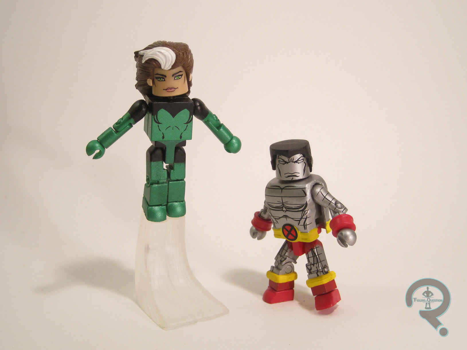 Marvel Minimates X-Men vs Brotherhood of Evil Classic Marvel Girl