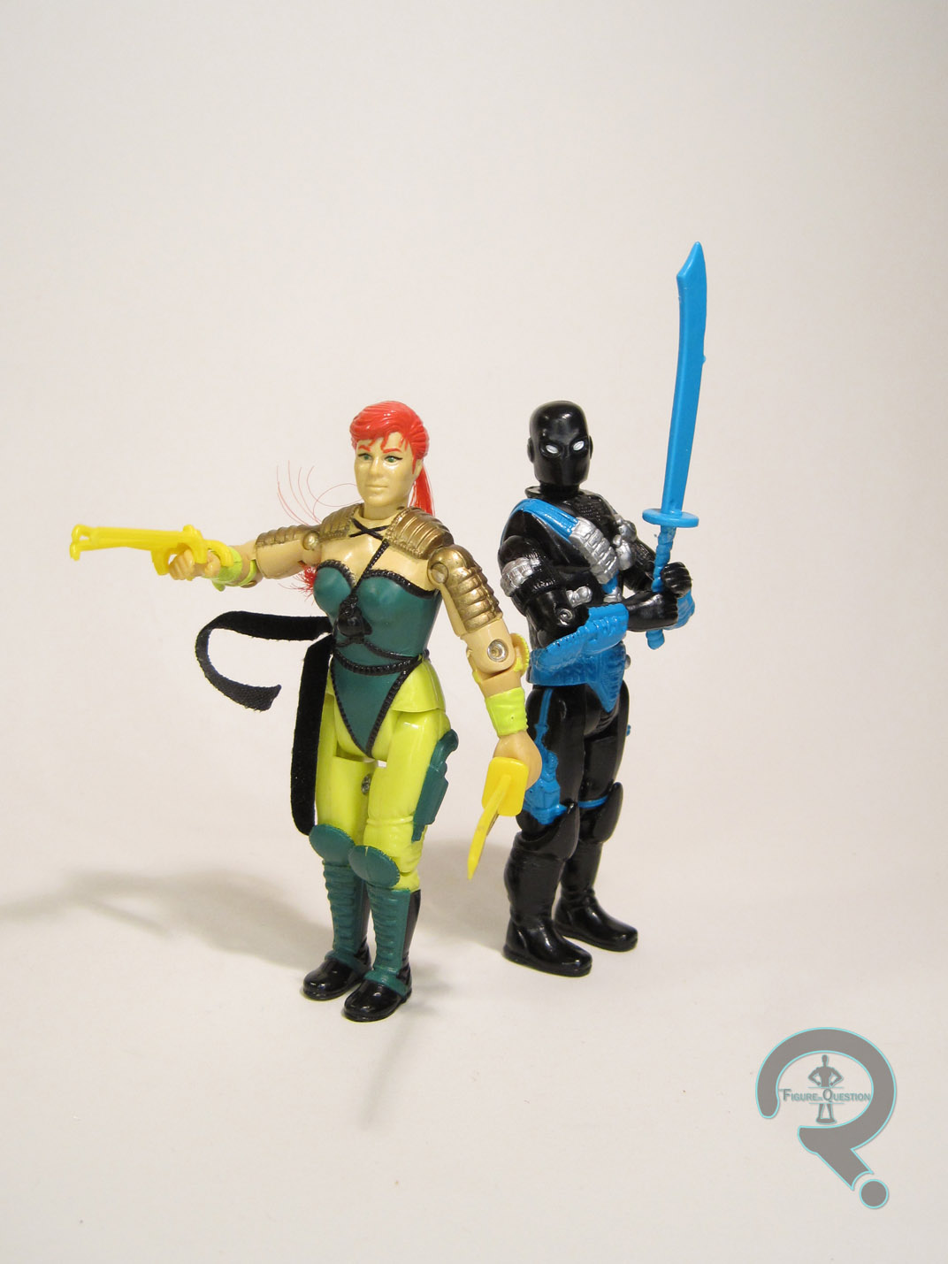 Snake Eyes | The Figure In Question