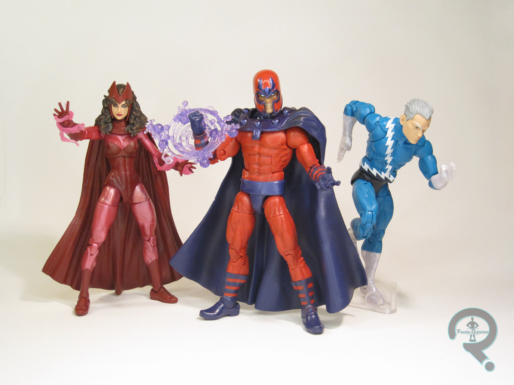 Quicksilver Family Matters Magneto Marvel Legends Series Scarlet Witch