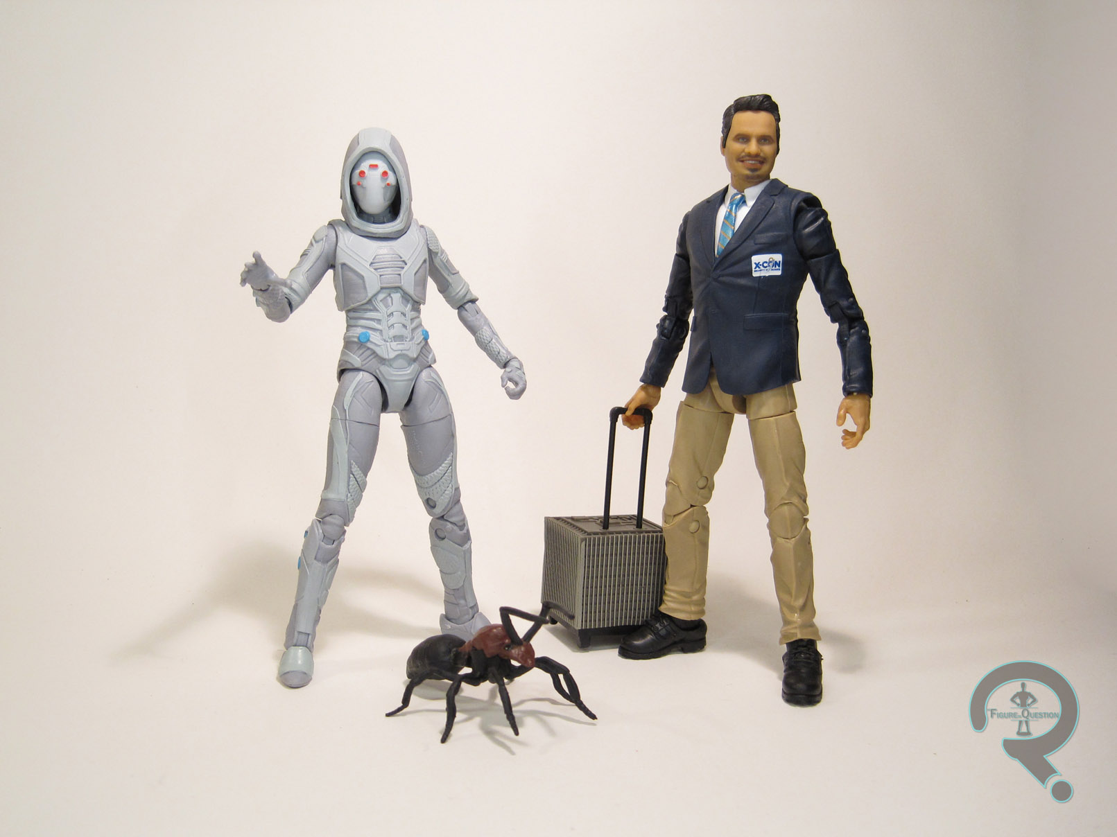 """Marvel Legends GHOST 6/"""" Action Figure MCU 80 Years Ant-Man /& The Wasp"""