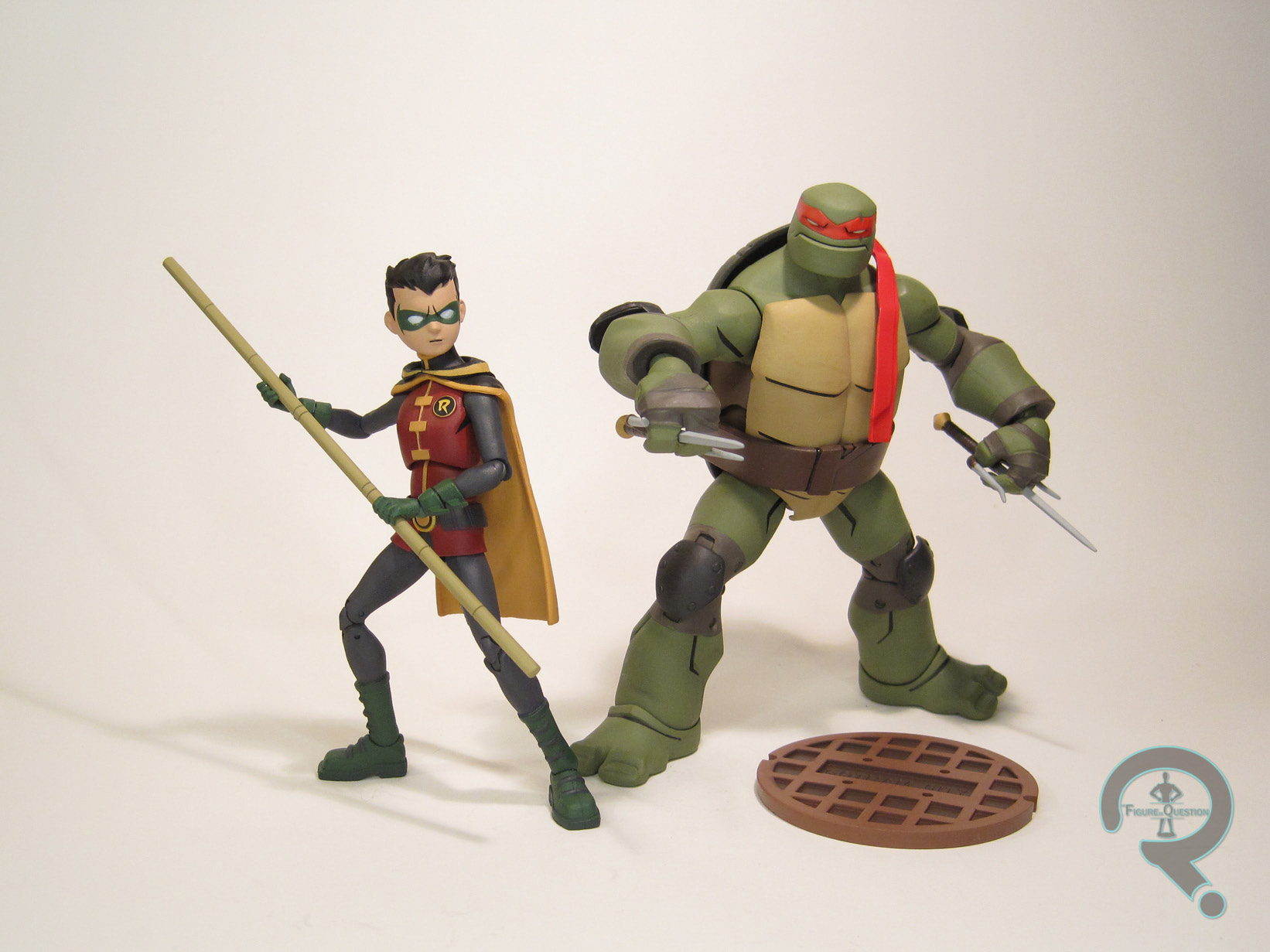 Raphael The Figure In Question