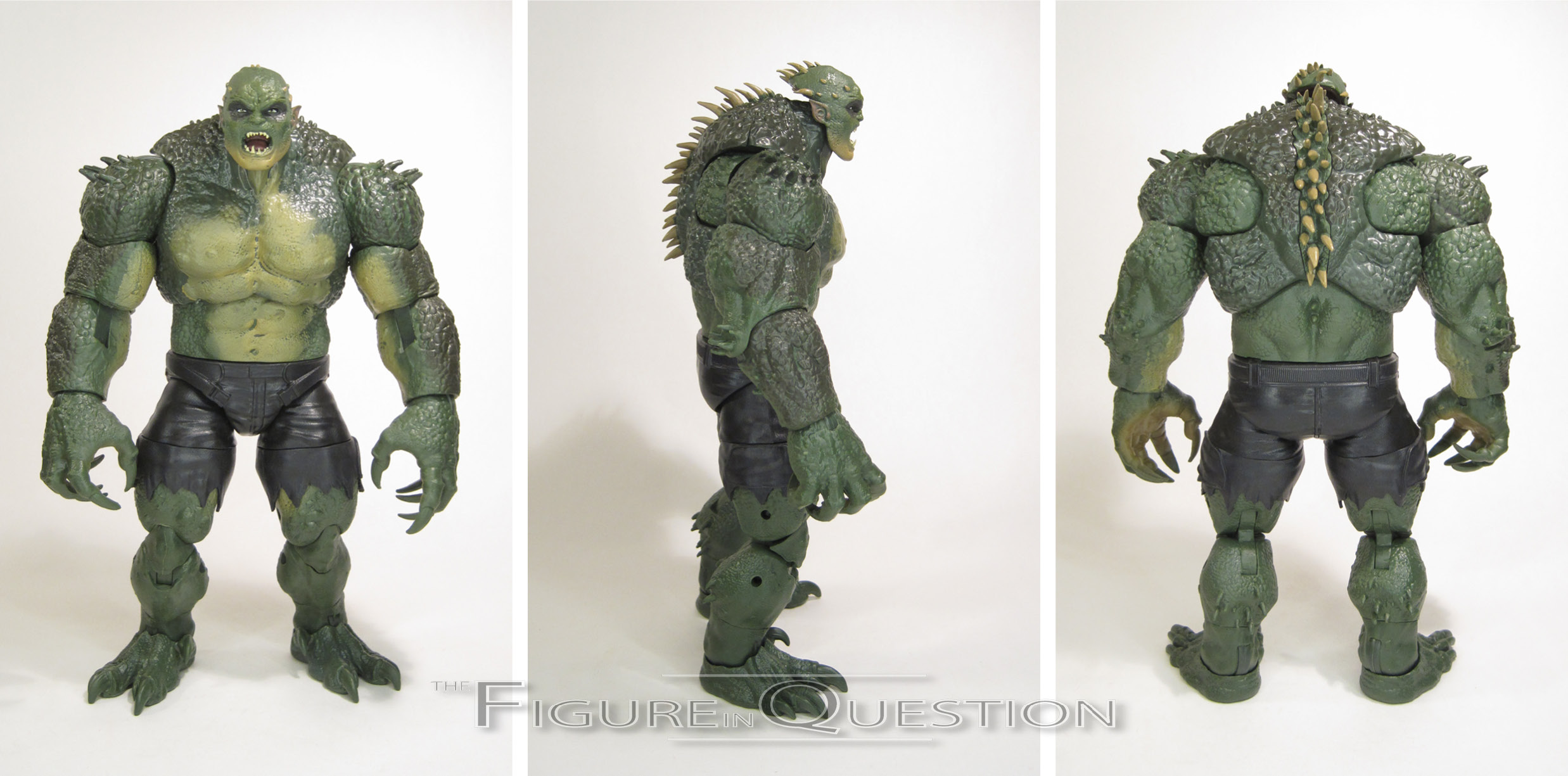 Marvel Legends Build-A-Figure BAF Right Leg Apocalypse Hulk Mandroid Abomination