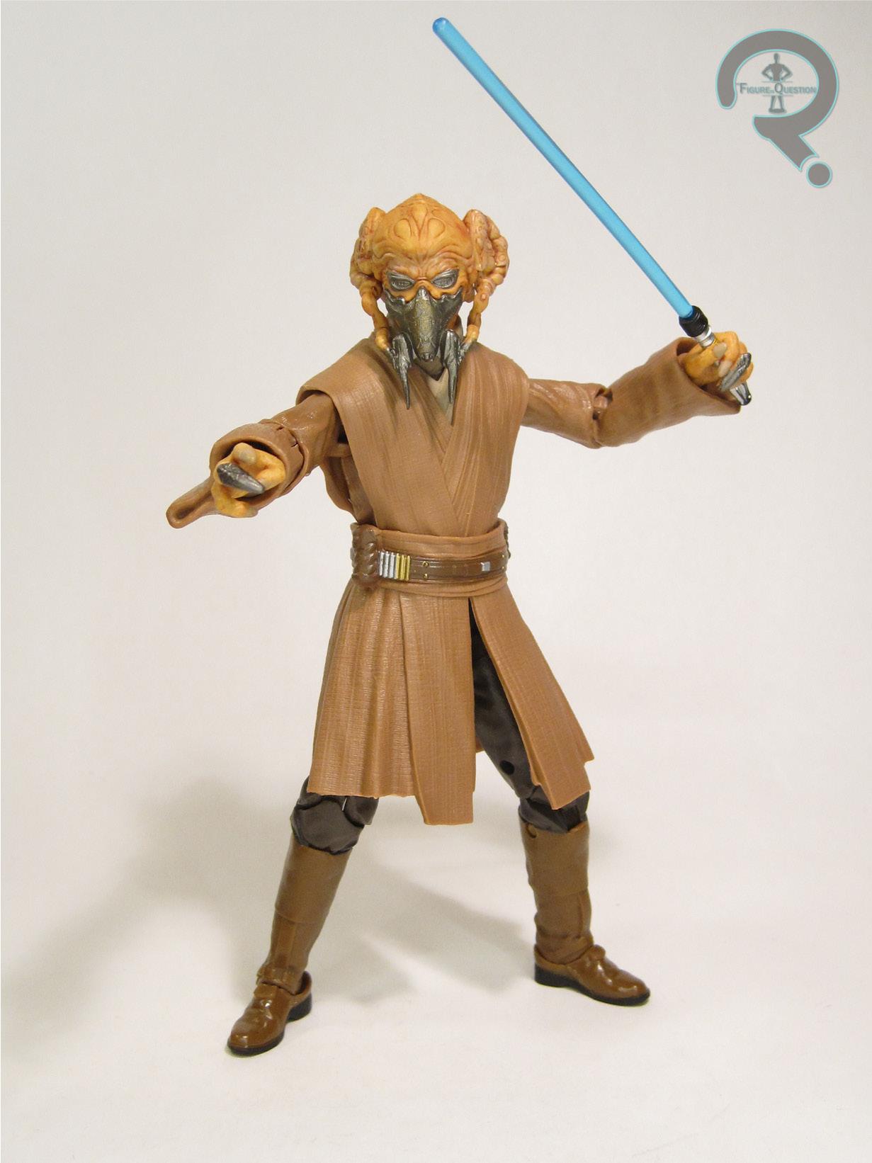 Star Wars Black Series Action Figure Plo Koon