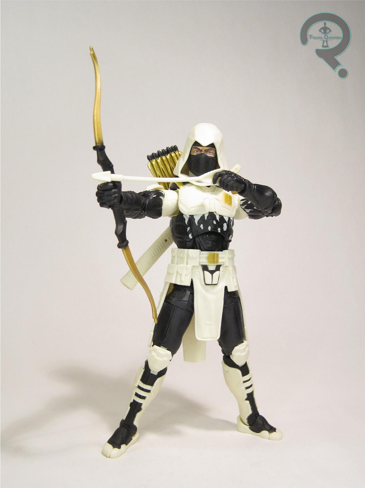 GI Joe Weapon Storm Shadow Backpack 2002 Original Figure Accessory