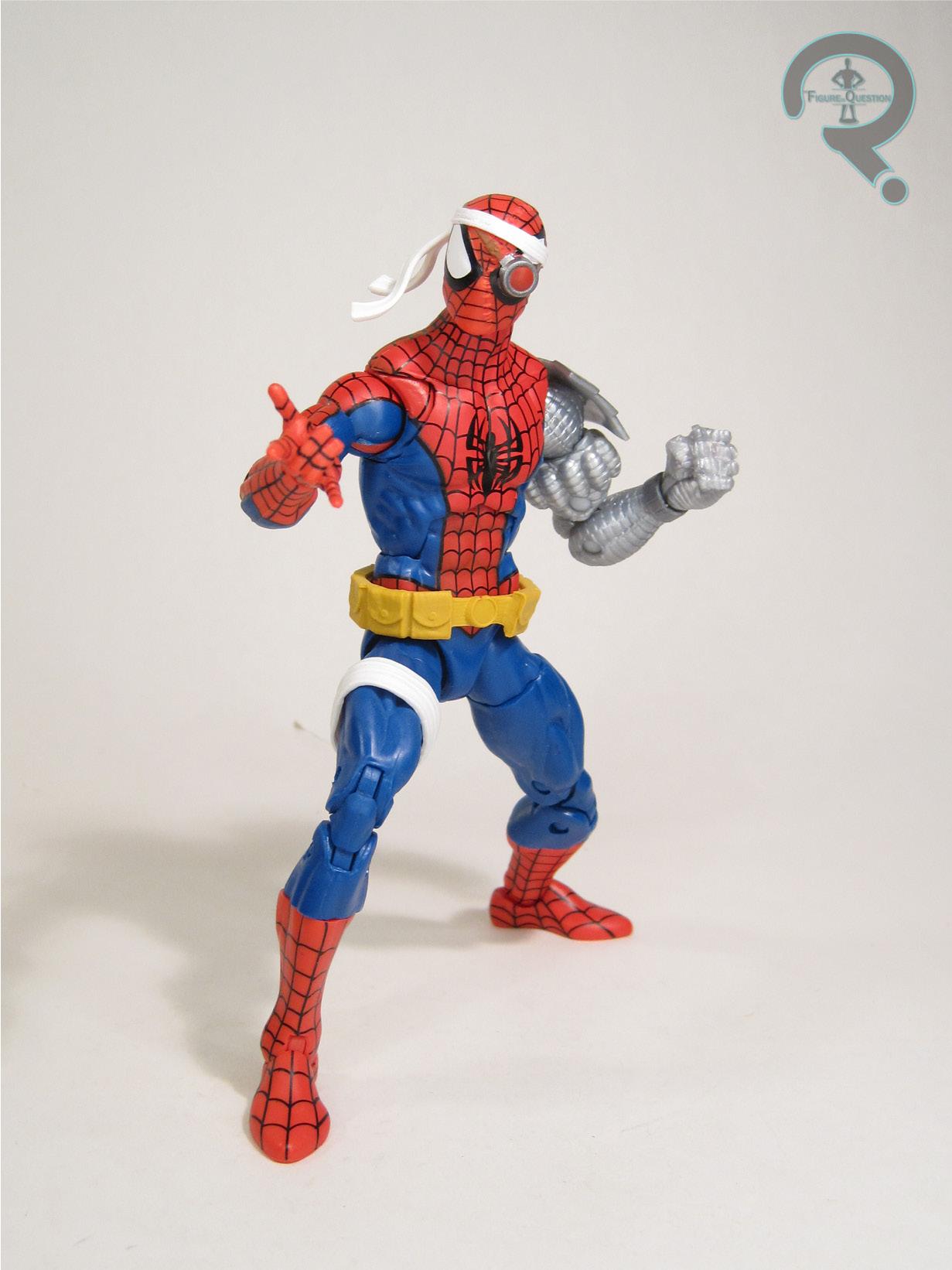 Marvel Legends Spider-Man Retro Series CYBORG SPIDER-MAN Target Exclusive New